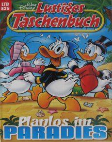 LUSTIGES TASCHENBUCH