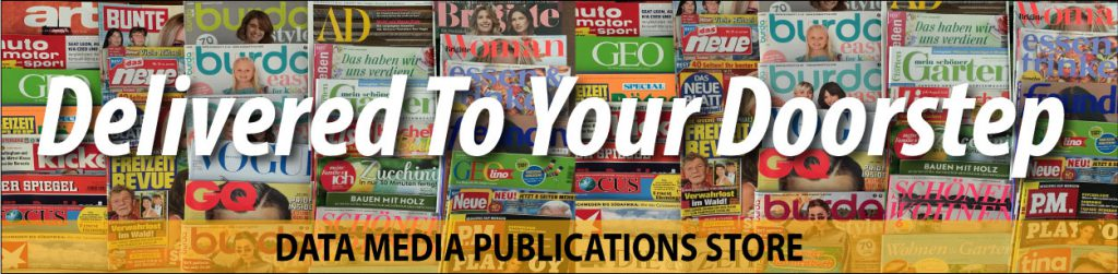 Delivered To Your Doorstep - Data Media Publications Store