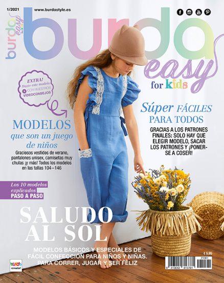 BURDA EASY FOR KIDS - Spanish