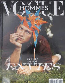Vogue Hommes French Edition 0206 0621 FMT